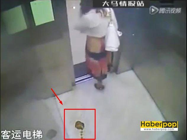 Asansörün-içine-tuvaletini-yapan-Çinli-kadın-fotoğraf