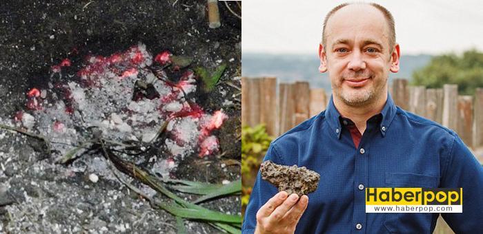 Bahçesine-düşen-meteorla-sigarasını-yaktı-haber-oku-izle
