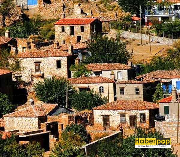 Gokceadada gezilecek gorulecek mekanlar eski rumevleri-nerede nasil gidilir-turkiyenin en guzel yerleri-haberpop