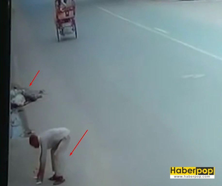 İnsanlığın-bittiği-an-Yaralıya-kimse-yardım-etmedi-video-İZLE