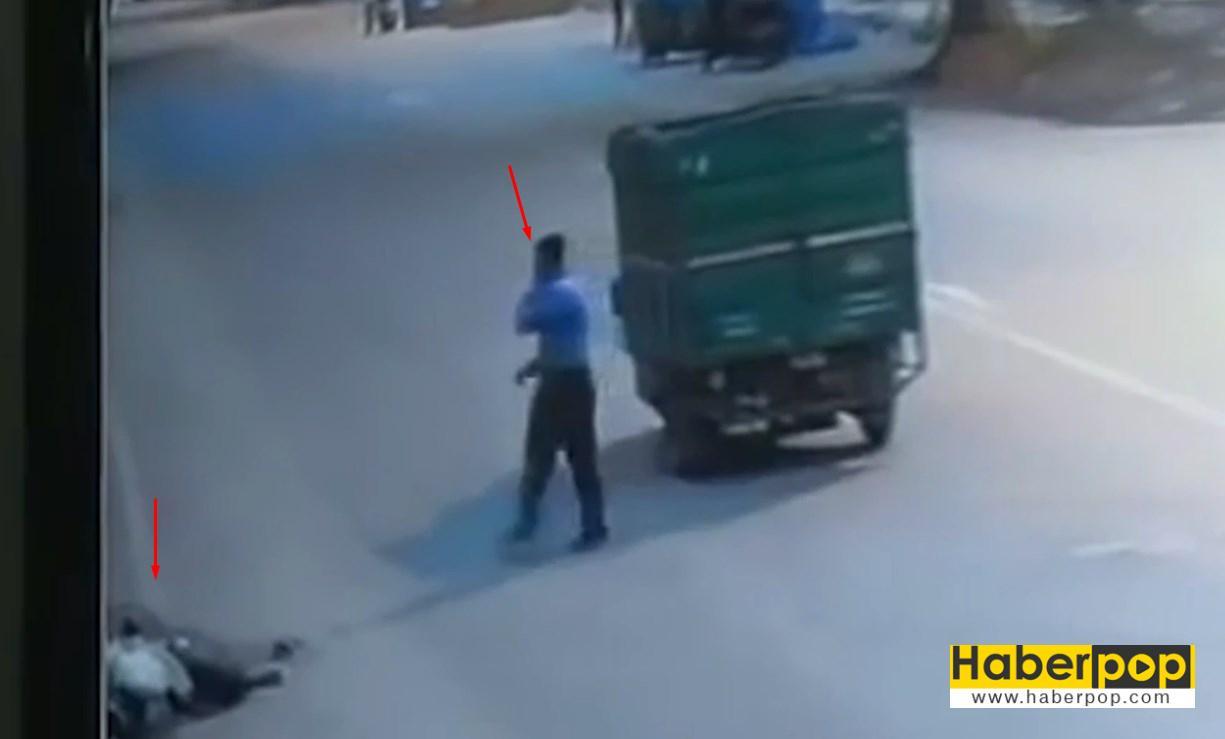 İnsanlığın-bittiği-an-Yaralıya-kimse-yardım-etmedi-video