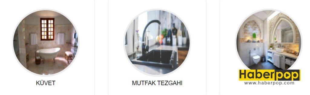 Koryan Tezgah modelleri fiyati-banyo mutfak tezgahlari