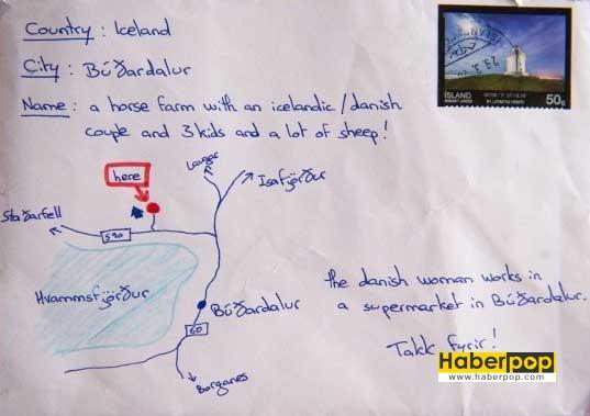 Mektup-zarfına-adres-yerine-harita-çizen-adam-ilginç-haberler