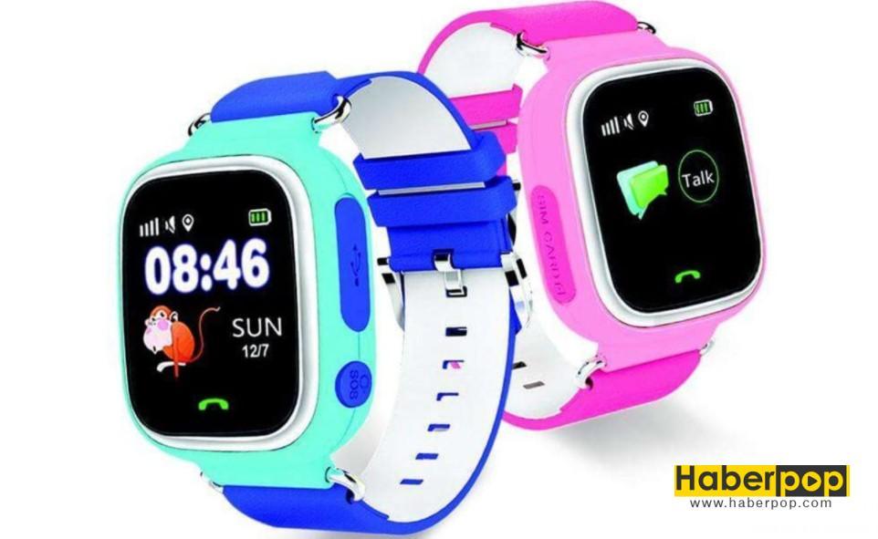 Piranha 9925 model akıllı çocuk saati-özellikleri-tanıtımı