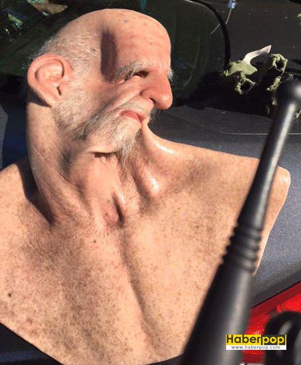 Polisten-kaçmak-için-maskeyle-40-yıl-yaşlandı-son-dakika-haberleri