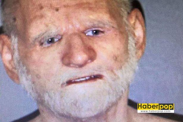Polisten-kaçmak-için-maskeyle-40-yıl-yaşlandı