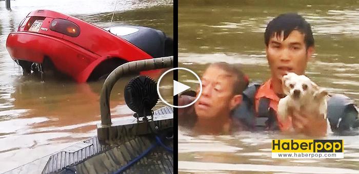 Selde-boğulan-kadını-ve-köpeğini-böyle-kurtardı-video-izleyin-hd