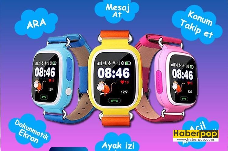 Tsmart Twatch akıllı çocuk saati özellikleri ve fiyatı