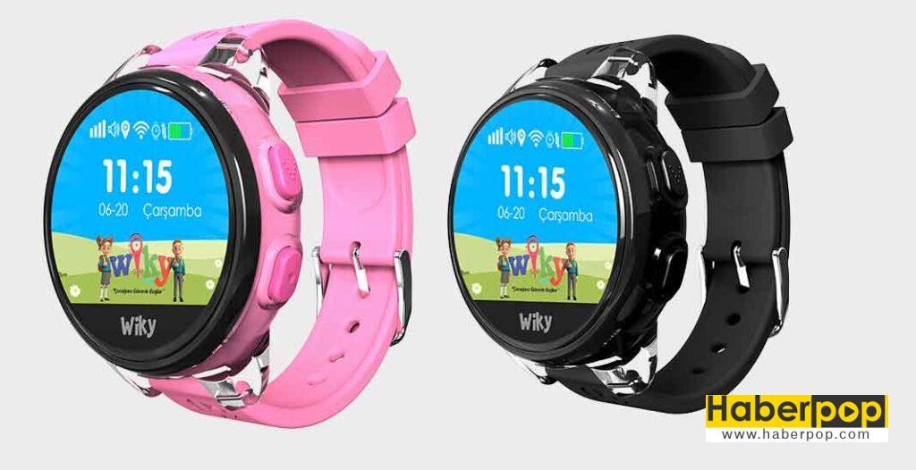 Wiky-Watch-S akıllı çocuk saati ve telefonu fiyat ve özellikleri