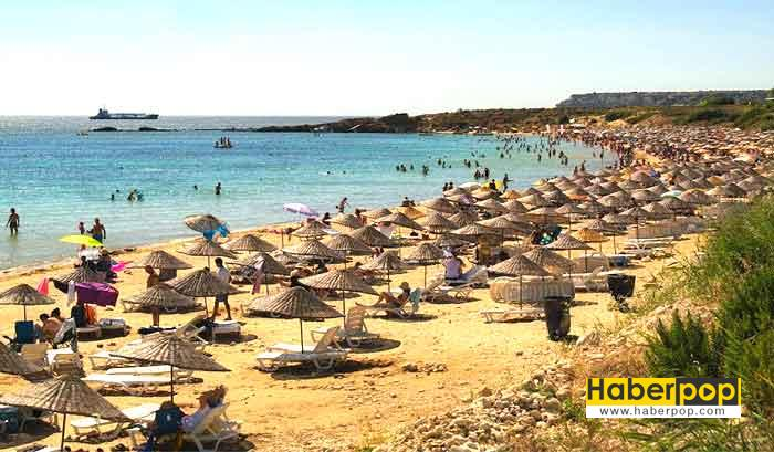 bozcaada gezilecek gorulecek yerler-gokceada-canakkale-guzel plajlar-Ayazma Plaji-Kefalos Plaji-turkiyede mekanlar