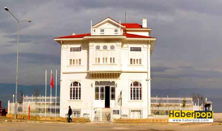 bursa gezilecek yerler-gorulecek yerler-Mutareke Evi Muzesi-tarihi yerler mekanlar